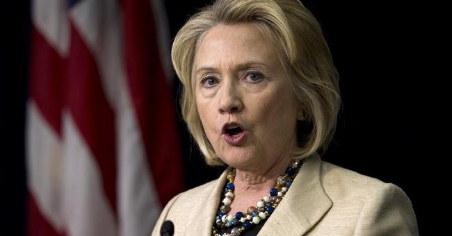 Clinton stance on Syria raises familiar risks