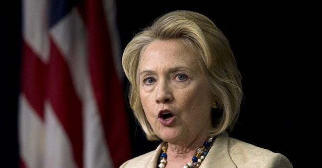 Clinton endorses Obama effort to punish Syria