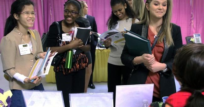 US women regain lost jobs; men still short 2.1M