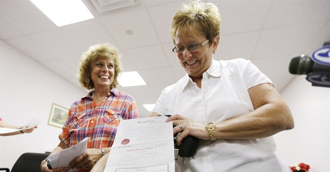 Pa. judge orders end to same-sex marriage licenses