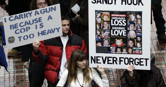 Thousands march for gun control in Washington