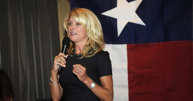 Wendy Davis signals she'll run for Texas governor