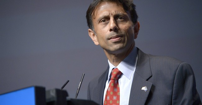 La. governor demands feds drop suit against state