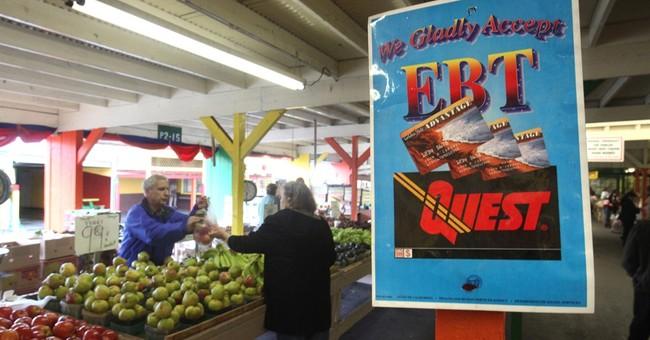 Food stamps again a vivid symbol in poverty debate