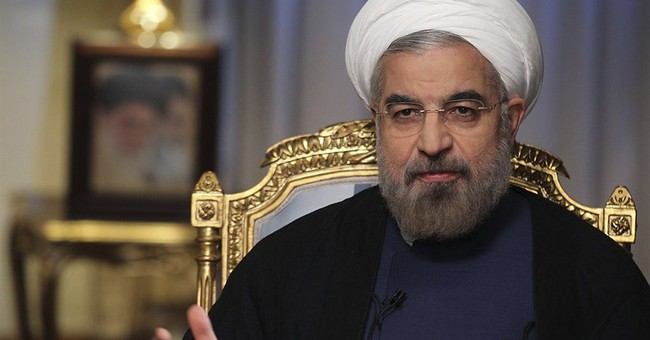 Iran's president reaches West before heading to UN