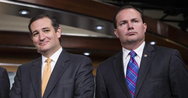 Cruz, Lee plan on 'Obamacare' unnerves some in GOP