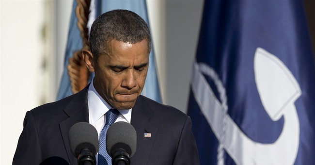 Obama says fight for gun laws 'ought to obsess us'