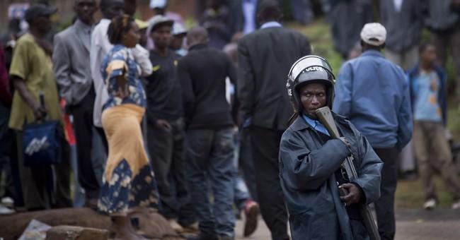 Kenya official: Several Americans among attackers