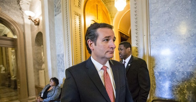 McConnell won't support Cruz on Senate test vote