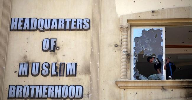 Egypt shuts down Muslim Brotherhood newspaper