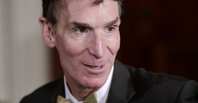 Bill Nye treated after 'Dancing' injury