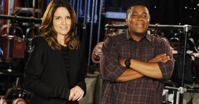 Lorne Michaels, Tina Fey reunite for 'SNL' opener