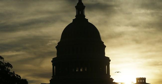 Anti-shutdown bill advances; big fight still looms