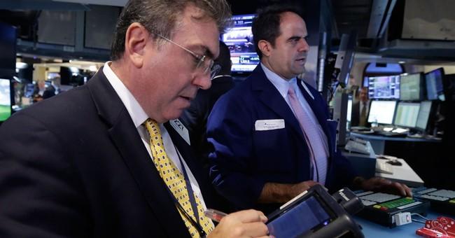 Wal-Mart, Washington worries whack stock market