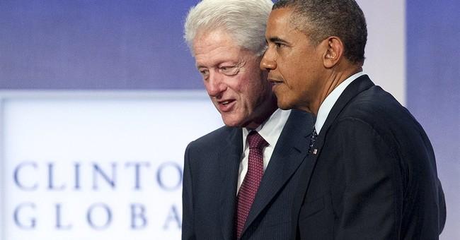 Clinton meeting showcases a political family