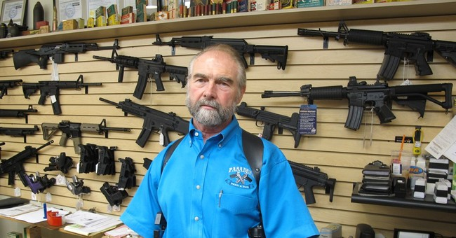 Md. gun-control law sparks record gun sales