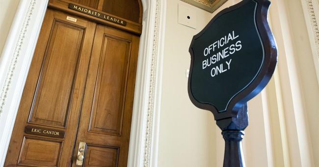 Next steps as Congress works through budget mess