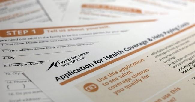 Homework involved to apply for health insurance