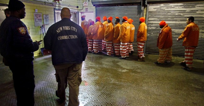 NYC inmate almost as costly as Ivy League tuition