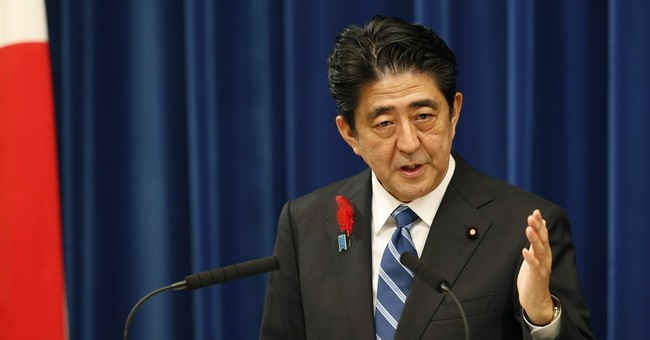 Japan PM says sales tax to increase in April