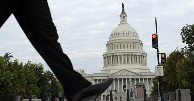 Americans anxious, irritated as gov't shuts down