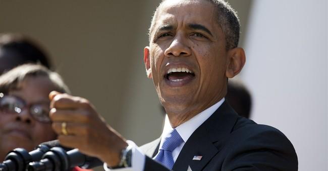 Obama seeks to strike a balance during shutdown