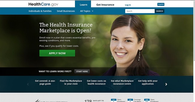 Feds set repairs on glitchy health care website