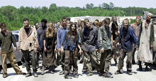 'Walking Dead' brings new life to Ga. town