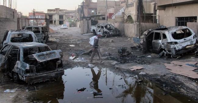 Wave of bomb blasts rock Iraqi capital, killing 30