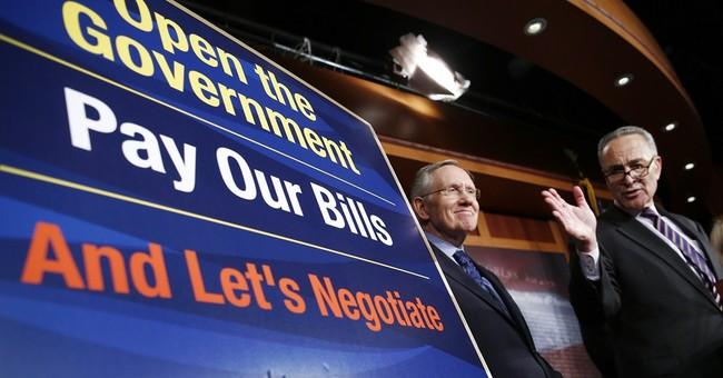Dual crises: Shutdown, debt limit could merge