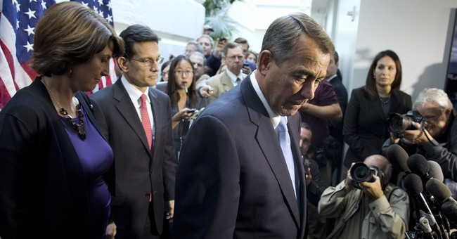 On the edge: House shutdown plan fails; now Senate