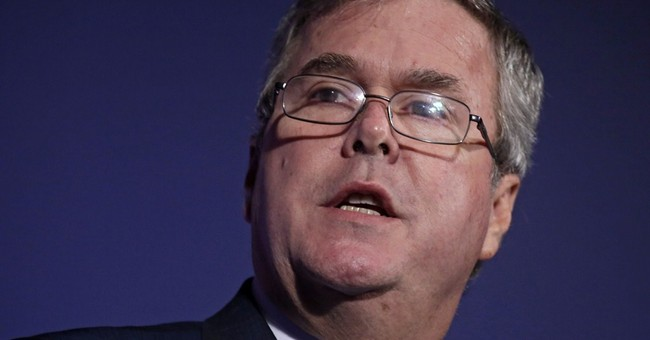 Amid GOP struggles, Jeb Bush focuses on education