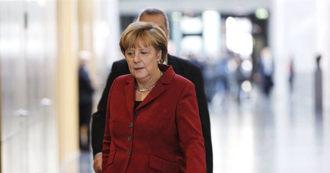 While US argues, Germany faces budget surplus