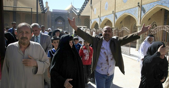 Attacks across Iraq kill 16 as violence rages on