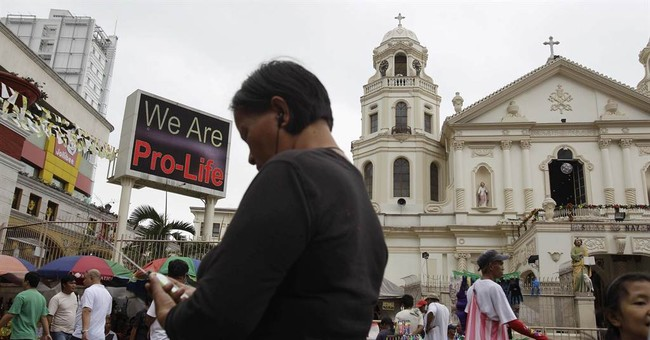 New law points to Philippine church's waning sway