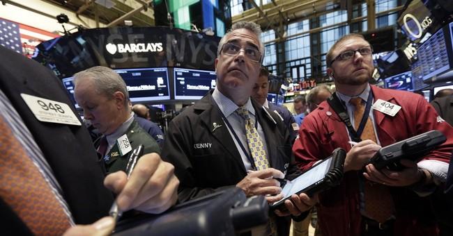 US stocks slip, still post big October gain