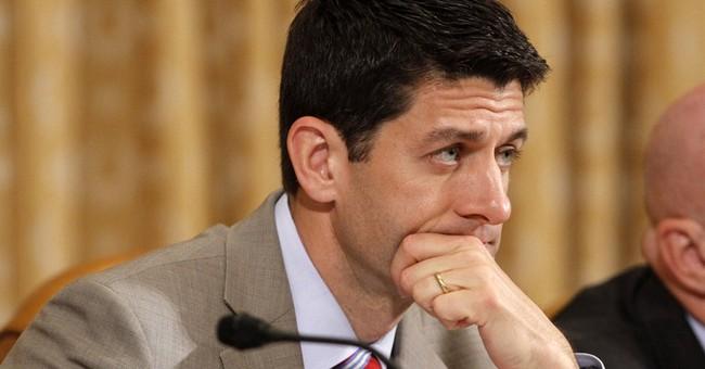 Ryan strikes collaborative tone in opening talks