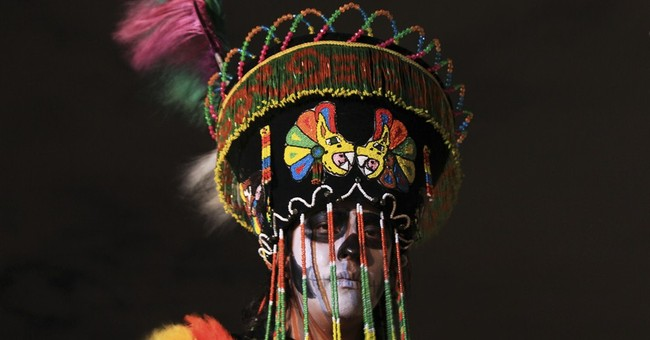 AP PHOTOS: Latin America's Day of the Dead