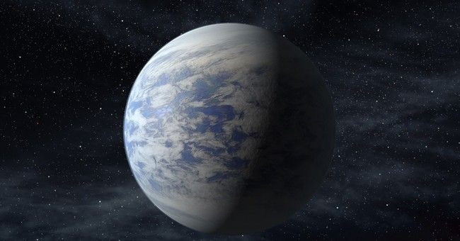 Study: 8.8 billion Earth-size, just-right planets