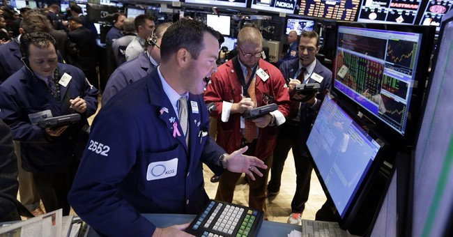 Stocks edge higher in midday trade on Wall Street