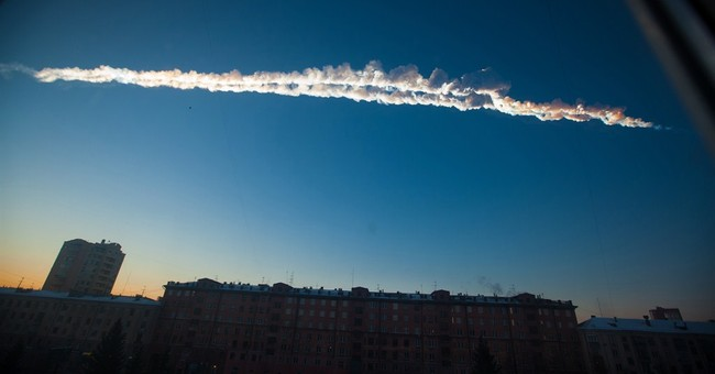 Russian fireball shows meteor risk may be bigger