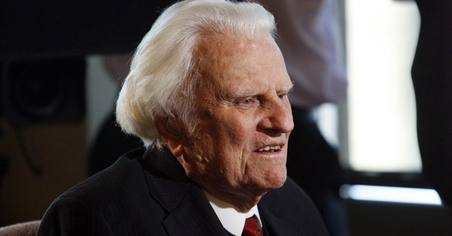 Party to mark Billy Graham's 95th birthday