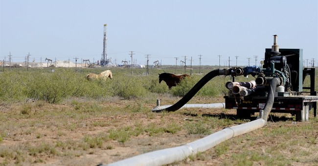 Correction: Fracking-Water Recycling story