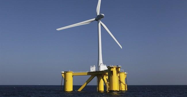 Japan starts up offshore wind farm near Fukushima