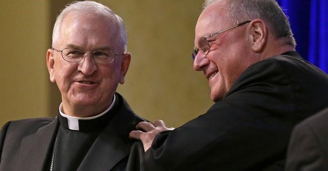 Bishops elect Louisville archbishop new president