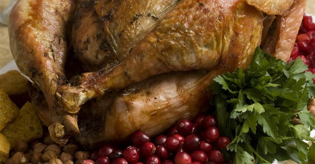 The cost of turkey and trimmings? Mostly unchanged