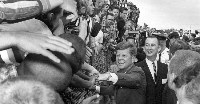 Kennedy's Fla. trip remembered for hope, innocence