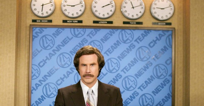 Emerson College to name school after Ron Burgundy