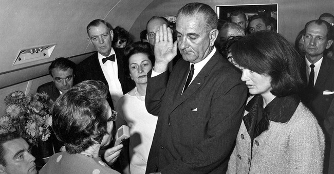 When presidents die, power transfer can be fraught