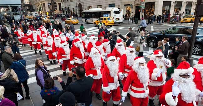 Ho, Ho, No! NYC Santa Claus parade comes to an end